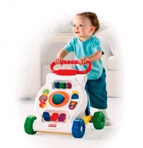 "Ходилка 9 мес+ Fisher-price ""Автомобиль"""