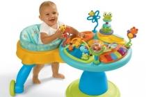 """Игровой стол со съемными ходунками """"Bright Starts"""""""