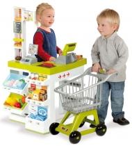 Интерактивный супермаркет,Smoby