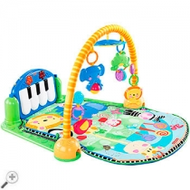 "Коврик развивающий Fisher-price ""Пианино"" Kick and Play Piano Gym"